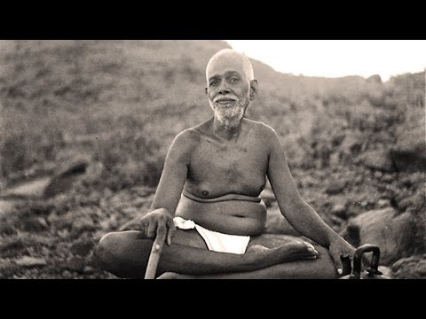 Sri Ramana Maharshi ~ Guru is the Self