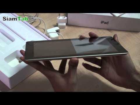 รีวิว Apple iPad 2 แบบเต็มๆ โด�