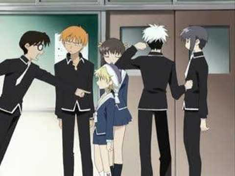 Fruits Basket Funny Moment 20 video