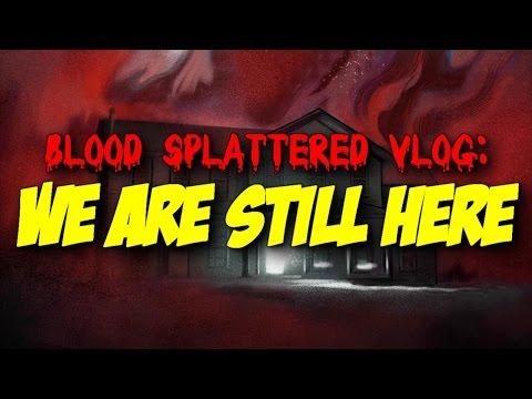 We Are Still Here (2015) - Blood Splattered Vlog (Horror Film Review)