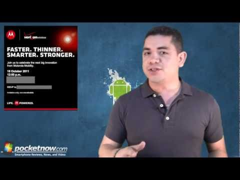 Ice Cream Sandwich Leaks, Motorola Droid RAZR Event on Oct. 18th? And More - Android Revolution