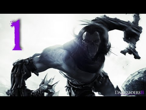 Darksiders 2 Walkthrough / Gameplay Part 1 - Saving War