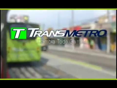 Metro in Guatemala City