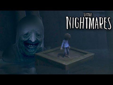 Little Nightmares DLC | THE DEPTHS - FULL PLAYTHROUGH