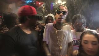 Клип Wiz Khalifa - Work Hard, Play Hard
