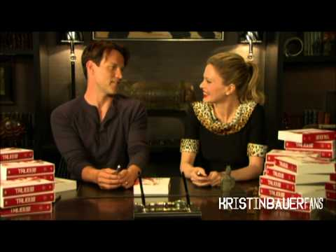 Kristin Bauer - True Blood Live DVD Season 5 Signing Event with Stephen Moyer 20052013