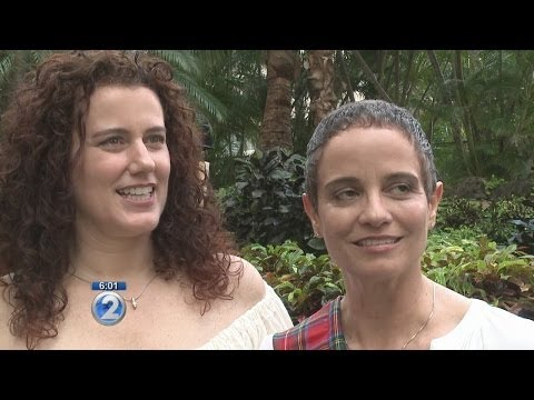 Same-sex Couple Of 14 Years Officially Ties The Knot video