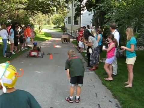 Concord Academy Soapbox Racer Summer Camp