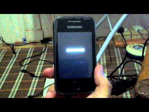Samsung Galaxy Y GT-S5360 upgrade to ICS 4.0.6