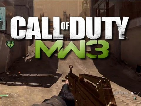 MW3 - The Musical! (Funny Game Chat Moments)