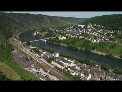Moselle Valley Germany tourism: Cochem Holiday Region - German Mosel