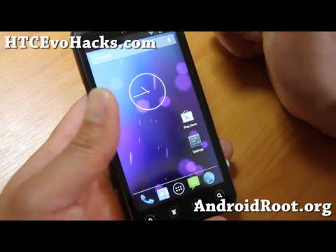 CM10.1 Android 4.2.2 ROM for Rooted HTC Evo 3D! [GSM/Sprint]