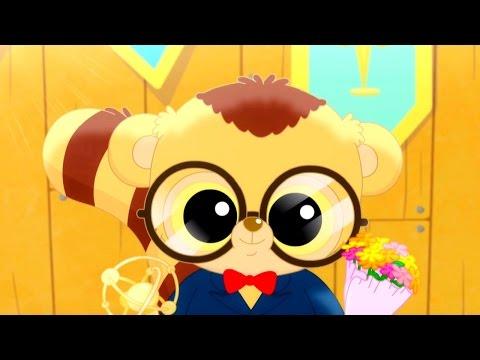 Развивающий мультфильм для детей - Юху и его друзья – это 1% вдохновения и 99% розыгрыша!