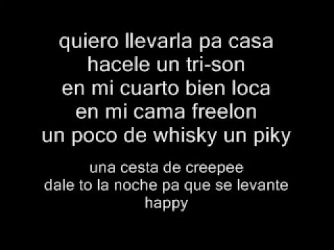 hooka lyrics don omar ft plan b original