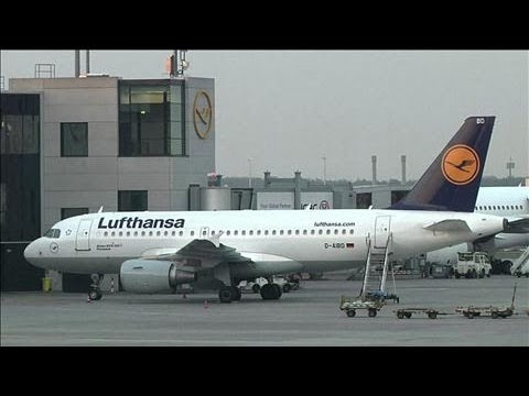 Lufthansa Grounds 3,800 Flights During Walkout