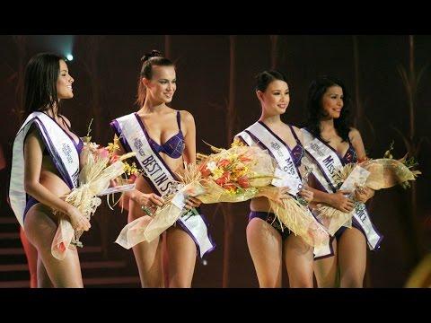 Miss Asia Pacific 2003 Quest Part 1  Мисс Азия и Океания 2003 Часть 1