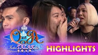 It's Showtime Miss Q & A: Vice Ganda finds an ex-couple from the audience