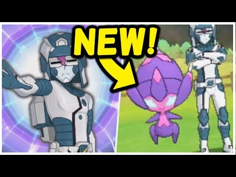 NEW ULTRA BEAST and ULTRA TEAM GAMEPLAY!! - Pokemon Ultra Sun and Moon Trailer!
