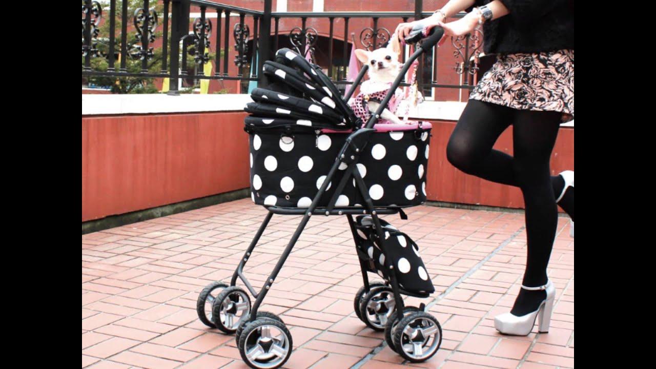 Caninange User S Photo Pet Stroller Japan Vol 10 Youtube