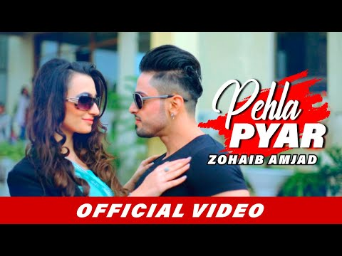 Zohaib Amjad | Pehla Pyar | Music By Bilal Saeed | Official Music Video Hd 1080 video