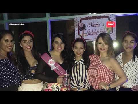 #PurgatorioNex: Nadia Mabel Villalaz se casará este fin de semana por lo civil