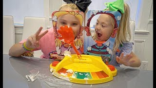 PIE FACE SHOWDOWN WITH JOJO SIWA!! (DISASTER!)