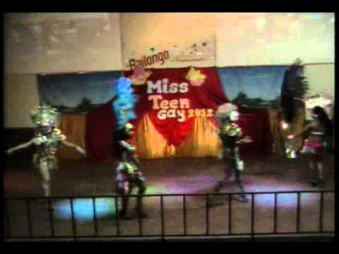 FANTASIA - MISS TEEN GAY NICARAGUA 2012