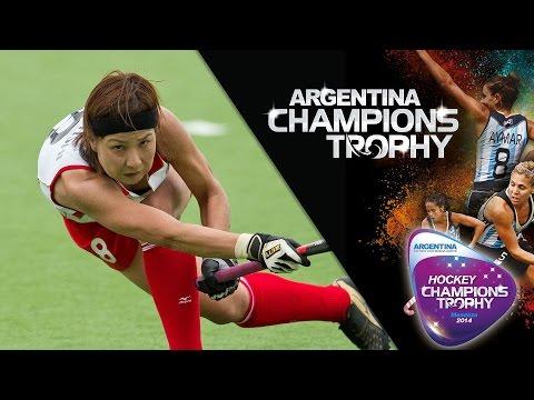 New Zealand vs Japan - Women's Hockey Champions Trophy 2014 Argentina Group A [29/11/2014]