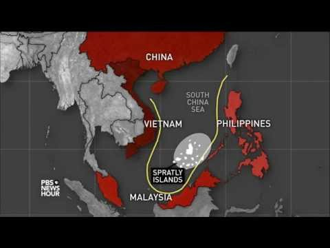 Why the U.S. Navy is navigating the South China Sea