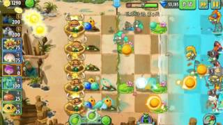 Level 5 Bowling Bulb - Plants vs. Zombies 2 (Chinese version)