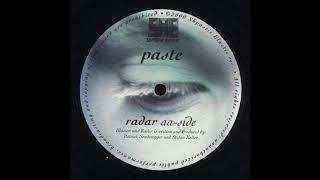 Paste - Radar