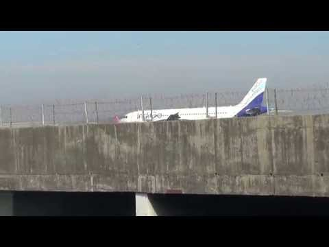 Indigo Airlines A320 Takeoff From Mumbai Airport(CSIA)-Aviation Videos