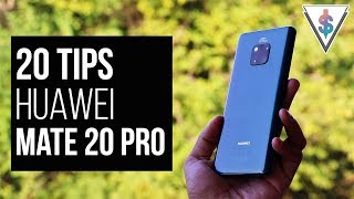 20 Awesome software tips for the Huawei Mate 20 Pro (EMUI 9 Tips)