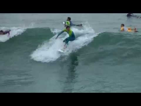 Jordy Smith  & Julian Wilson - Huntington Session