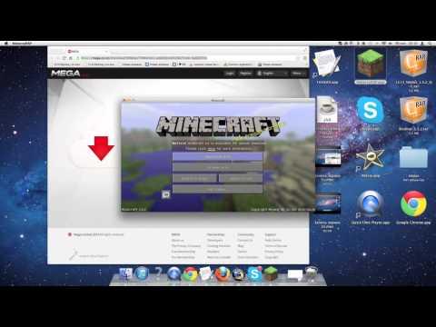 как установить minecraft 1.5.2 ПИРАТКА на mac