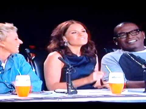 American Idol 2010 Hollywood Week: Crystal tattoo's her way to stardom