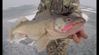 Ice Fishing Quest For Lake Erie Monsters!
