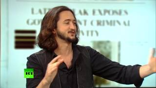 Peter Joseph Full Interview with Lee Camp, June 2017 [ The Zeitgeist Movement ]
