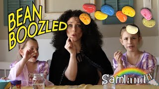 Bean Boozled CHALLENGE with Tangled!!