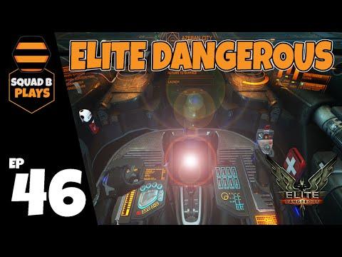 Elite Dangerous - Ep 1.46 - 'SPACE TOURISM - Also We Shoot Stuff'