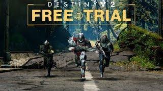 Destiny 2 - Gratis probeerversie-trailer [NL]
