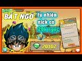Ngọc Rồng Online - Tự Nhiên Vào Nick Có 20k Ngọc ... Nhưng Đời Không Như Mơ