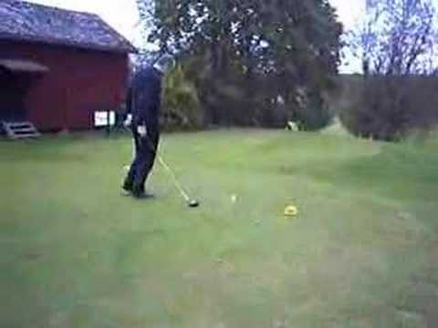 0 Golf prank: Exploding ball