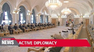 Pres. Moon seeking concrete results from Vietnam and UAE trips