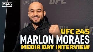 UFC 245: Marlon Moraes Not Worried About Jose Aldo's Weight - MMA Fighting