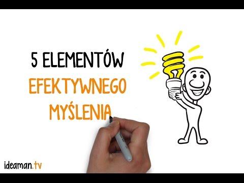 5 Elementów Efektywnego Myślenia