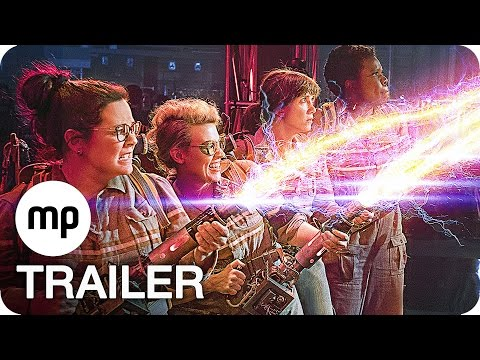 GHOSTBUSTERS Trailer 2 German Deutsch (2016)