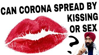 Kissing Karooo Naa | Can a Kiss or Xoxo Spread Infection | Public question answered by Dr.Education