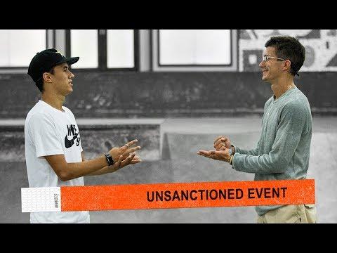 Unsanctioned Game Of S.K.A.T.E. | Ivan Monteiro Vs. Egor Kaldikov