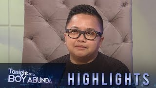 TWBA: Ice Seguerra talks about thoughts on having sexual reassignment surgery